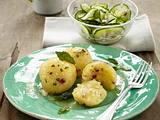 Kartoffelknödel in Salbeibutter Rezept