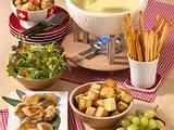 Kartoffeln (Schweizer Käse-Fondue) Rezept