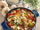 Kartoffelpfanne griechische Art Rezept