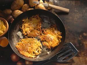 Kartoffelpuffer Rezept