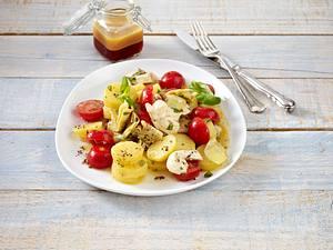 Kartoffelsalat mit Hähnchen (Schlank im Schlaf) Rezept