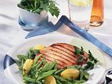 Kasseler-Kotelett zu Bohnen-Gemüse Rezept