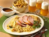 Kasseler mit Sauerkraut Rezept
