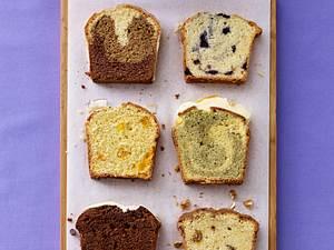 Kastenkuchen mit Blaubeeren und saurer Sahne Rezept