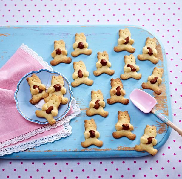 Keks-Bären Rezept