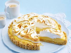 Key Lemon Pie Rezept