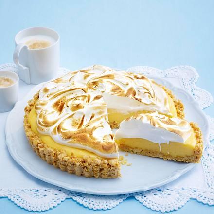 Key Lemon Pie Rezept