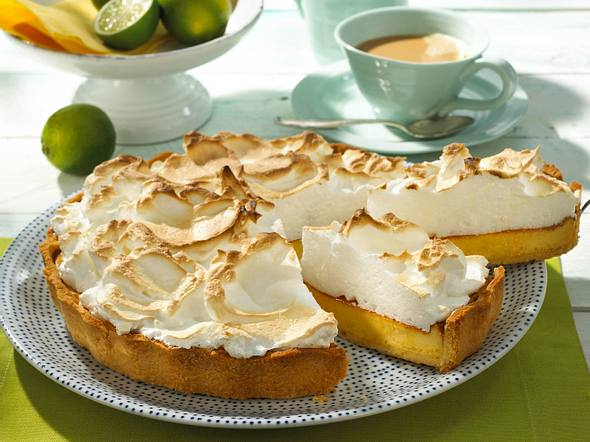 Key Lime Pie Rezept