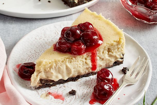 Kiba-Cheesecake Rezept