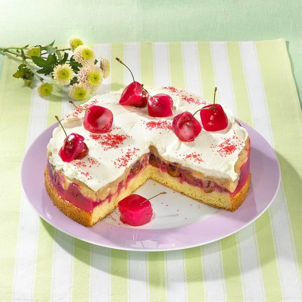 Kiba-Kuchen Rezept