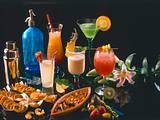 Kirsch-Drink Rezept
