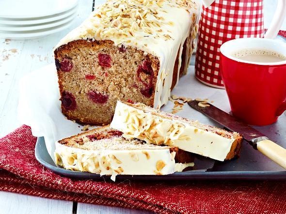 Kirsch-Nuss-Kuchen (glutenfrei) Rezept
