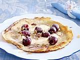 Kirsch-Pfannkuchen Rezept
