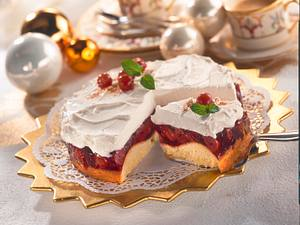 Kirsch-Punsch-Torte (Diabetiker) Rezept