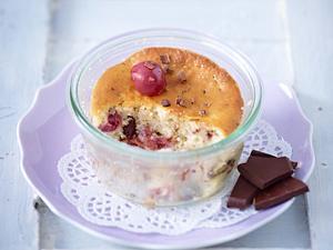 Kirsch-Schokoladen-Küchlein Rezept