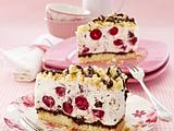 Kirsch-Stracciatella-Torte Rezept