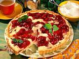 Kirsch-Tarte Rezept