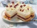 Kirsch-Vanille-Torte (Diabetiker) Rezept