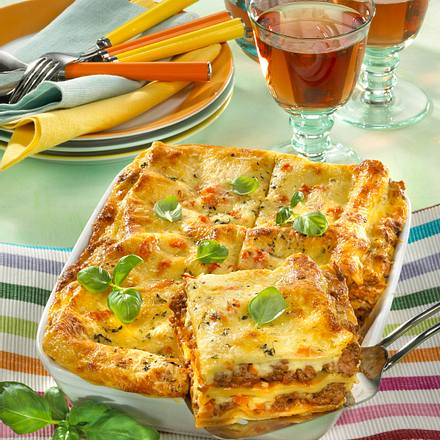Klassische Lasagne Rezept