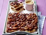Klassischer Pflaumenkuchen vom Blech (Diabetiker) Rezept