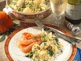 Kleine Kartoffeln in Meerrettich-Dill-Soße Rezept