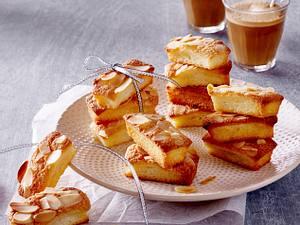 Kleine Mandel-Rührkuchen Rezept