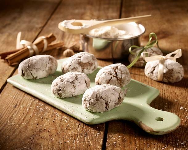 Kleine Mandel-Schoko-Brote Rezept