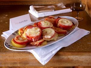 Kleine Pizza-Kartoffeln Rezept