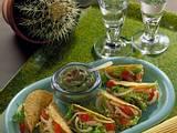 Kleine Tacoschalen Rezept