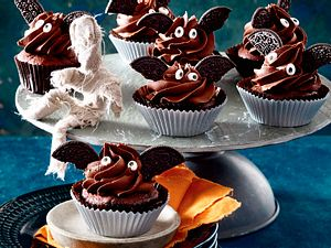 Kleine Vampir-Cupcakes Rezept-F8644304
