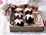 Kleine Weihnachtsrumkugeln Rezept