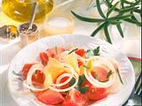 Kleiner Tomatensalat Rezept