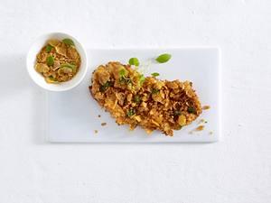 Knusper-Schnitzel zu Kartoffelsalat Rezept