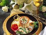 Königin-Pasteten gefüllt mit feinem Ragout Rezept