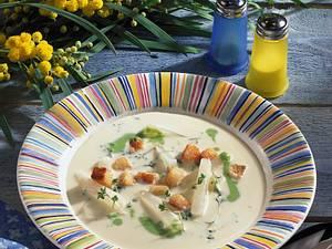 Kohlrabi-Creme-Suppe Rezept