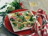 Kohlrabi-Ei-Salat Rezept