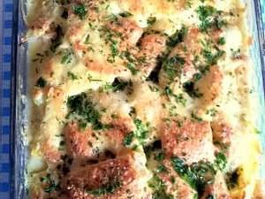 Kohlrabi Kartoffel Auflauf Hamminkeln Rezept