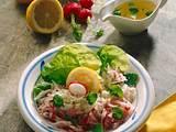 Kohlrabi-Radieschen-Salat Rezept