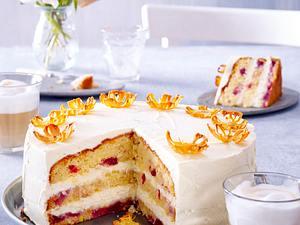 Kokos-Ananas-Torte Rezept