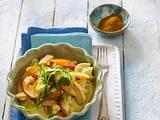 Kokos-Curry Rezept