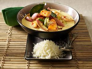 Kokos-Fischcurry Rezept