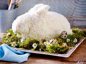 Kokos-Hasen-Kuchen Rezept