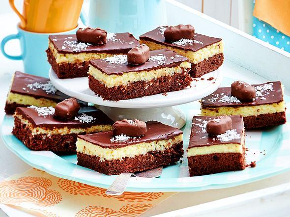 Kokos-Kuchen vom Blech Rezept