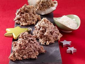 Kokos-Schokoladen-Makronen Rezept