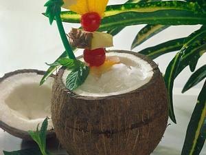 Kokosnuss-Drink Rezept