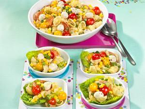 Konfetti-Nudel-Salat Rezept
