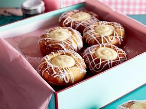Kopenhagen-Donut Rezept