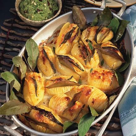 Kräuter-Kartoffeln Rezept