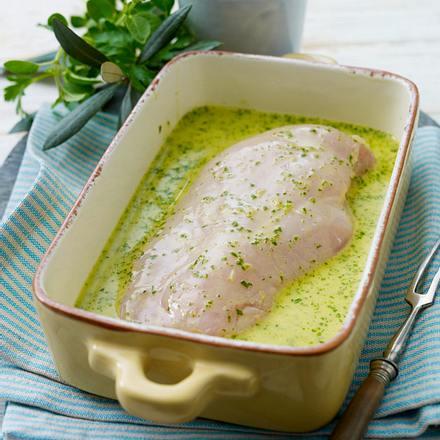 Kräuter-Senf-Marinade Rezept