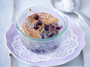 Kuchen im Glas zum Verschenken: mit Äpfeln und Rosinen Rezept